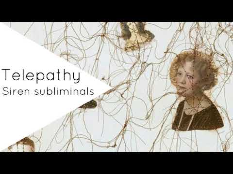 learn telepathy || subliminal