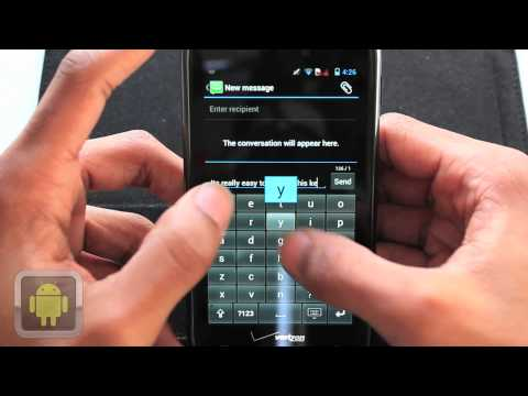 Big Buttons Keyboard Standard - Android Keyboard App