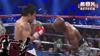 Manny Pacquiao se vengó de Timothy Bradley