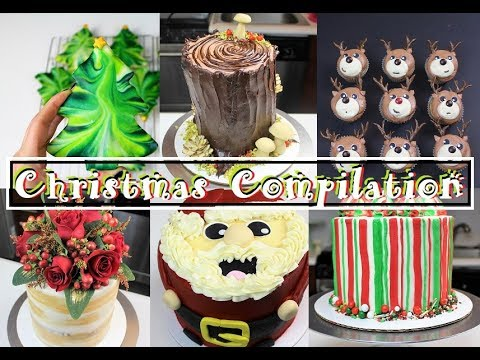 Best Christmas Desserts Compilations | CHELSWEETS