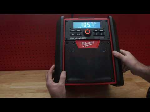Milwaukee Job Site Radio Battery Charger Review
