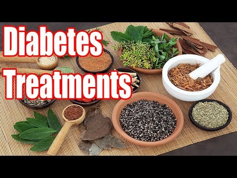 Natural Treatments and Home Remedies for Diabetes