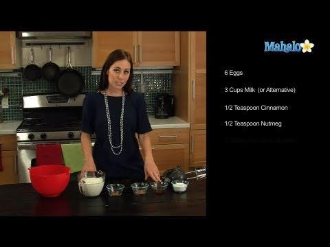 How to Make Christmas Eggnog