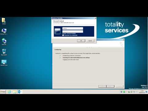 How to add new Outlook 2013 profile - Windows 7