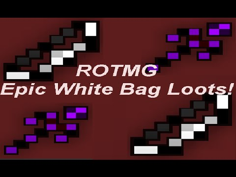 Wand of the Bulwark and Doom Bow White Bags On The Same Day! ROMTG Epic Loots!