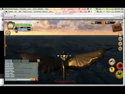 How to train your dragon First flight scene In school of dragons 2