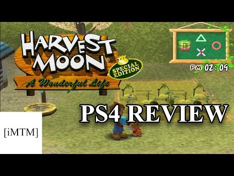 [PS4] Harvest Moon: A Wonderful Life - Review