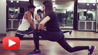 Sushmita Sen SEXIEST Workout At 40