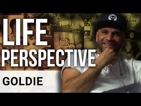 MY LIFE AT THE AGE OF 52 -  Goldie