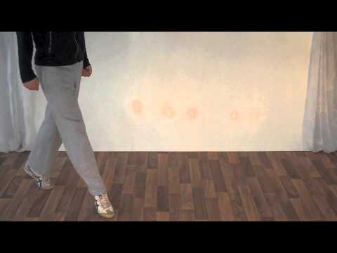 Irish Dancing Beginner Light Jig Lesson: The Lead Around