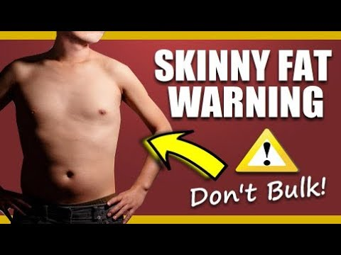 Skinny Fat? Why Bulking First Is Usually A Mistake