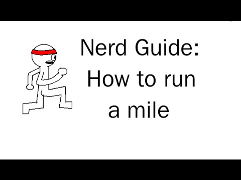 How to run a mile faster(for slow people)