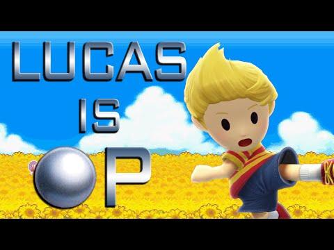 Lucas is OP - Smash Bros. Wii U Montage