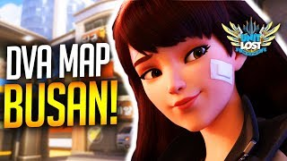 Download Overwatch - *NEW* Busan Map Gameplay! D.Va's MEKA base! Video