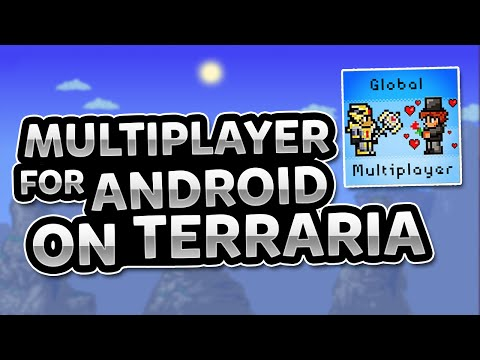 MultiTerraria on Android? (Multiplayer for Terraria) App Review!