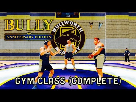 Bully: Anniversary Edition - Gym Class (Complete)