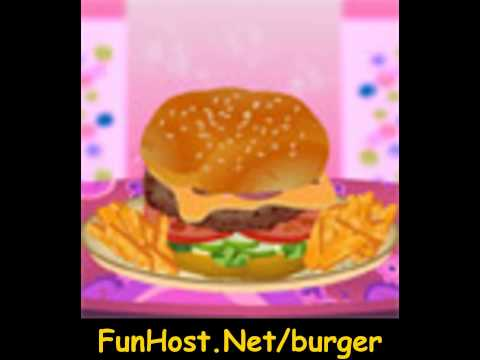 Burger - Jogo vídeo