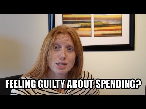 Tips to Stop Feeling Guilty When Spending | Freckle Finance