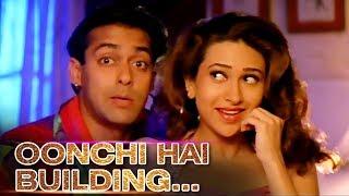 Lift Teri Band Hai | Judwaa  | Salmaan | Karishma | Rambha | David Dhawan | Anu Malik