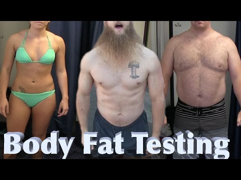 Body Fat Testing at Untamed Strength