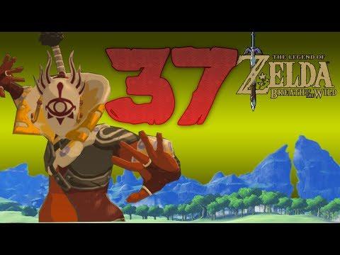 Zelda Breath of The Wild [37]: Cherry Kohga-Cola