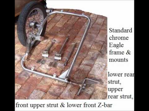 Spirit Of America Eagle Sidecar Owners Manual
