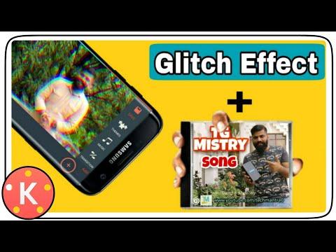 Technical Guruji Mistry Song & Glitch Effect | #Edit in Kinemaster pro video editor