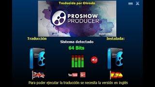 Traducción Proshow Producer 9.0.3797 Español, Oleada