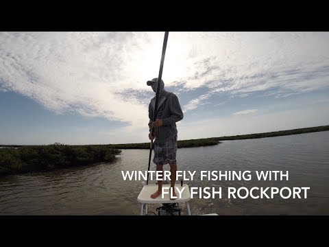 Winter Reds with Fly Fish Rockport