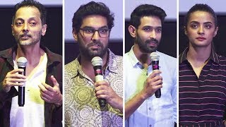 Download Sujoy Ghosh, Surveen Chawla, Kunal Roy Kapoor, Tina Desai & Vikrant At Press Conference #Spotted Video