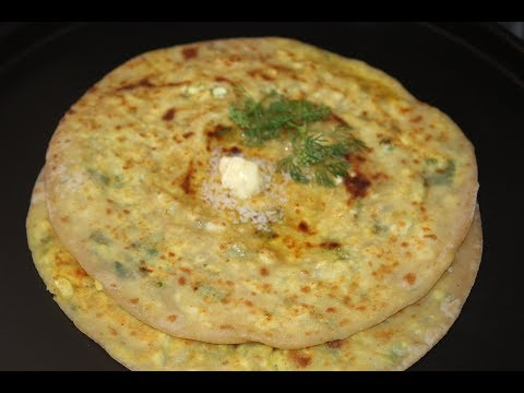 How To Make Paneer Cheese Paratha  at Home | Recipe By Desi Zaiqa | Hindi