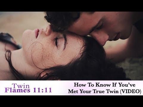 22 Signs Of Twin Flame Recognition - How To Know If You've Met Your True Twin