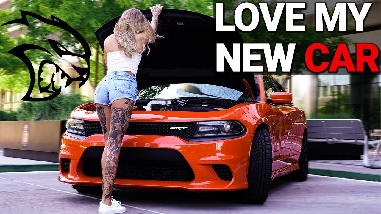 I Bought A 2016 Dodge Charger Hellcat (WALKTHROUGH)