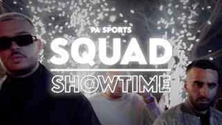 PA Sports x Jamule x Kianush x Fourty x Hamzo 500 x Rua - Squad X Showtime (LIFE IS PAIN)