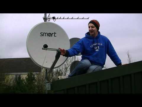 Saorsat & Freesat Channels Satellite Dish & LNBs Setup