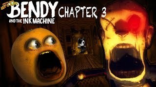 Bendy & the Ink Machine - CHAPTER 3: INK MONSTERS! #5 [Annoying Orange SHOCKTOBER]