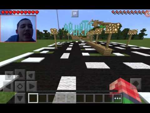 Minecraft pe water park