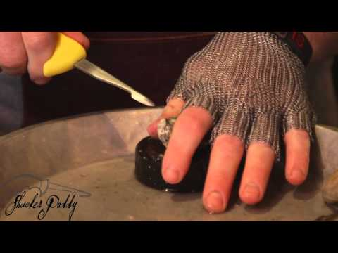 Swissmar Shucker Paddy Oyster Knife