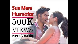 Varun and Alia Dance on Humsafar Song at Arya Group of Colleges