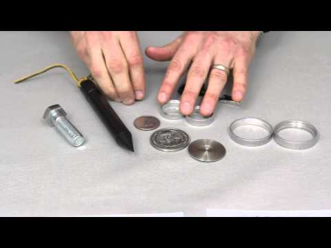 Hollow Spy Coins and Covert & Overt Dead Drops