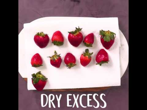 How to Make Boozy Strawberries | MyRecipes