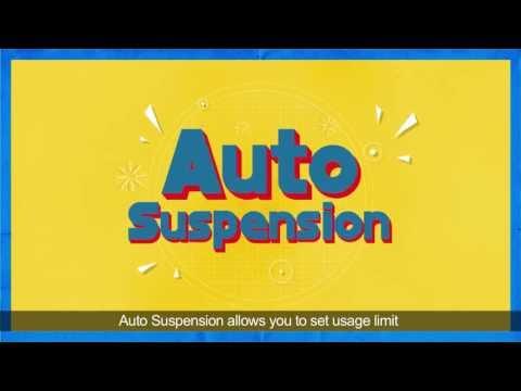SingTel DataRoam -- Auto Suspension