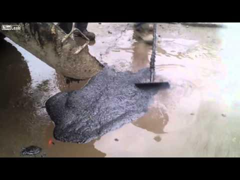 Filling Potholes, Russian style