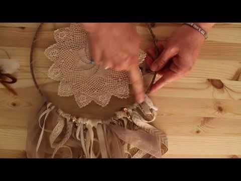 Dream Catcher DIY | Home Decor | Dream Catcher Craft | Apostrophe S | Daydream