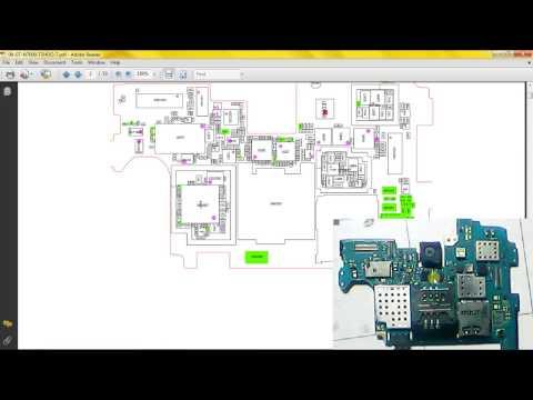 Smartphone circuit diagram kese samjhe (part-1) in HINDI by micro mobile tech