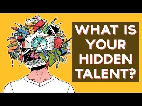 What Is Your Hidden Talent? | Fun Tests