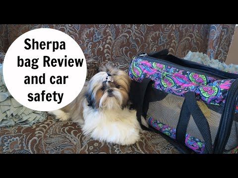Sherpa pet carrier review