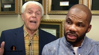 Kirk Franklin Claps Back At Televangelist Jesse Duplantis For Asking Followers To Buy Him $54M Jet!