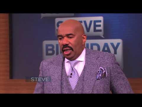 The Surprise That Left Steve Harvey In Tears