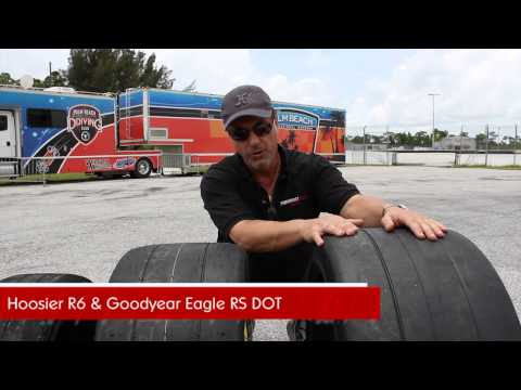 Choosing the right race tire